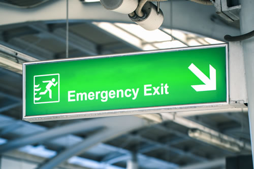 Emergency lighting electrical services galway ireland